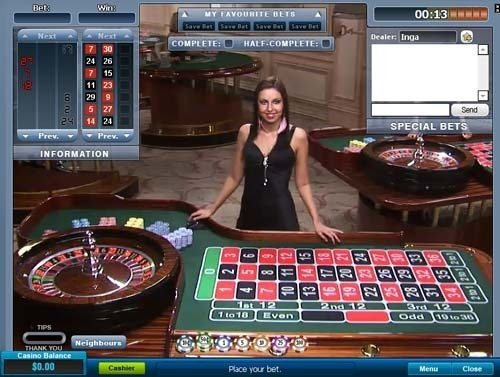 online william hill casino european roulette play