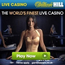 william hill online casino sizzling hot free